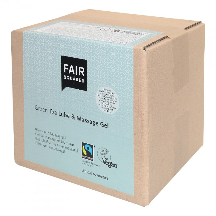Fair Squared Lube & Massage Gel Green Tea 5000ml
