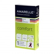 AMARELLE Kondome Comfort Size 54 (Red Ribbon) 1er x 50 Stück