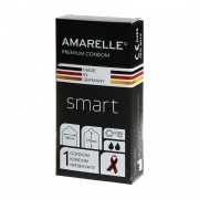 AMARELLE Kondome Smart Size 49 (Red Ribbon) 1er x 50 Stück