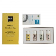 FAIR SQUARED Intimate Traveller Set