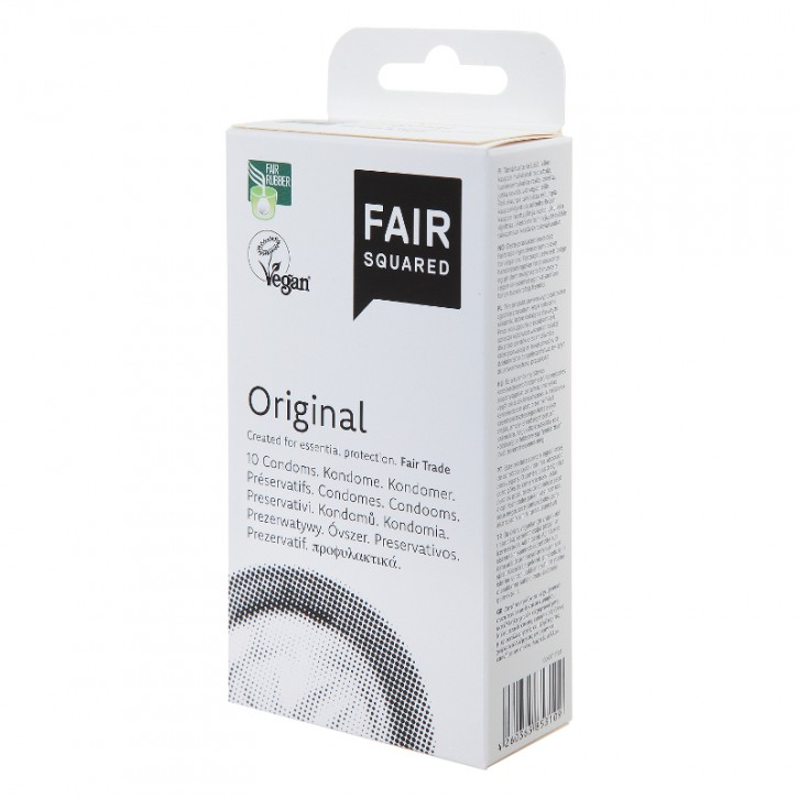 Fair Squared Original - 10er - VEGAN