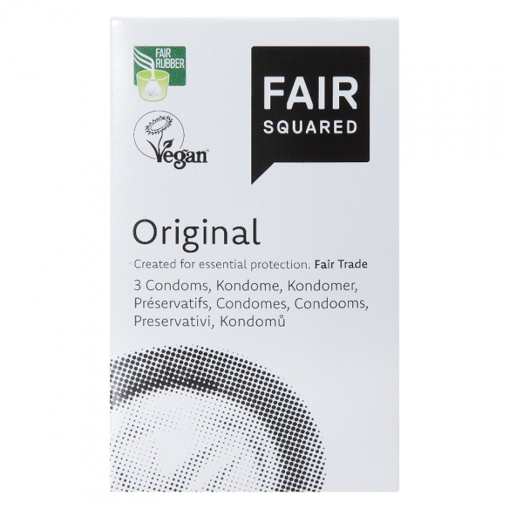 Fair Squared Original - 3er - VEGAN
