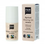 Fair Squared Shaving Oil Women Apricot 15ml