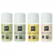 Fair Squared FAIR CARE Amenities 4 x 20ml