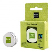Fair Squared Lip Balm Lime - Fresh 12gr.