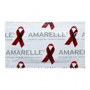 AMARELLE Kondome Safety (Red Ribbon) 12er