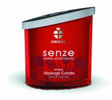 Swede Senze Massage Candle Chili- Ylang Ylang 150ml