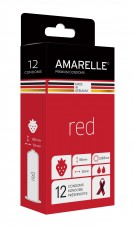 AMARELLE Kondome Red (Red Ribbon) 12er
