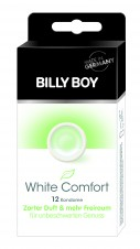 Billy Boy White comfort 12er