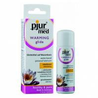 Pjur med - Warming glide 100ml