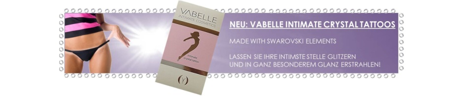 vabelle Intimate Crystal Tattoo